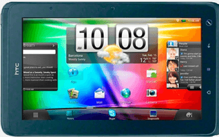 , HTC Evo View 4G