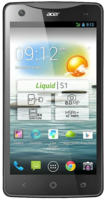 , Acer S510 Liquid S1 Duo