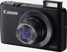 Canon Powershot S200 IS