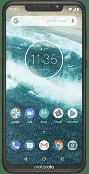 , Motorola One (XT1942-1)