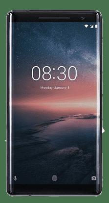 , Nokia 8 Sirocco
