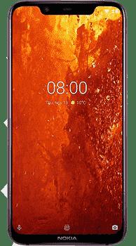 , Nokia 8.1
