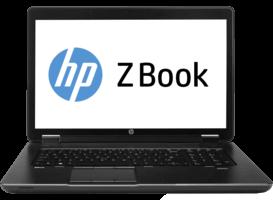 , Ноутбук Hewlett Packard ZBook