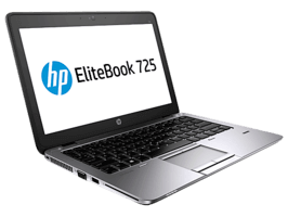 , Ноутбуки Hewlett-Packard G2 EliteBook 725