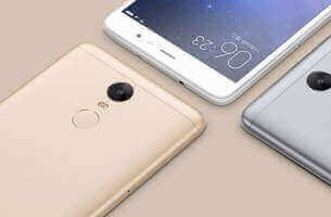 Смартфон Xiaomi Redmi Note 3 – альтернатива планшету