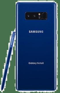 , Samsung Galaxy Note 8 (SM-N9500)