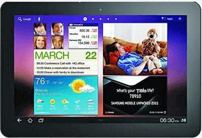 , Samsung Galaxy Tab 10.1 P7500