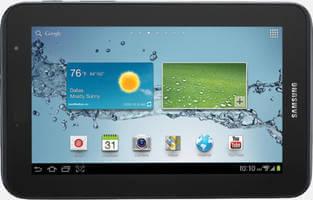 , Samsung Galaxy Tab 2 7.0 P3100