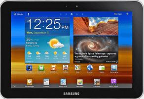 , Samsung Galaxy Tab 8.9 P7300