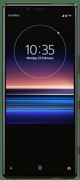 , Sony Xperia 1