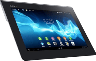 , Sony Xperia Tablet S