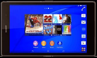 , Sony Xperia Tablet Z3